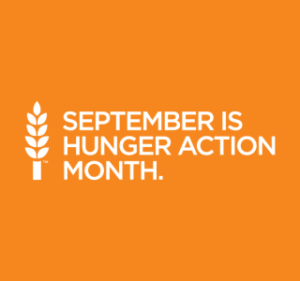 NWA Food Bank Participating in Hunger Action Month