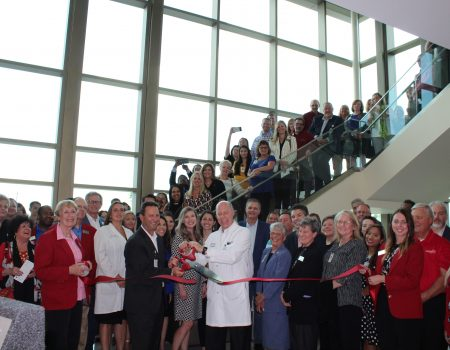 Mercy Celebrates Multispecialty Clinic in Springdale