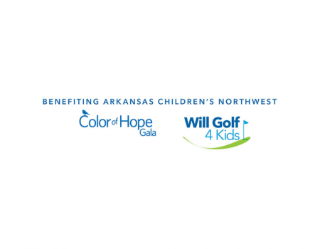 Update your calendar! Changes to Color of Hope and Will Golf 4 Kids Tournament benefiting  Arkansas Children's Northwest