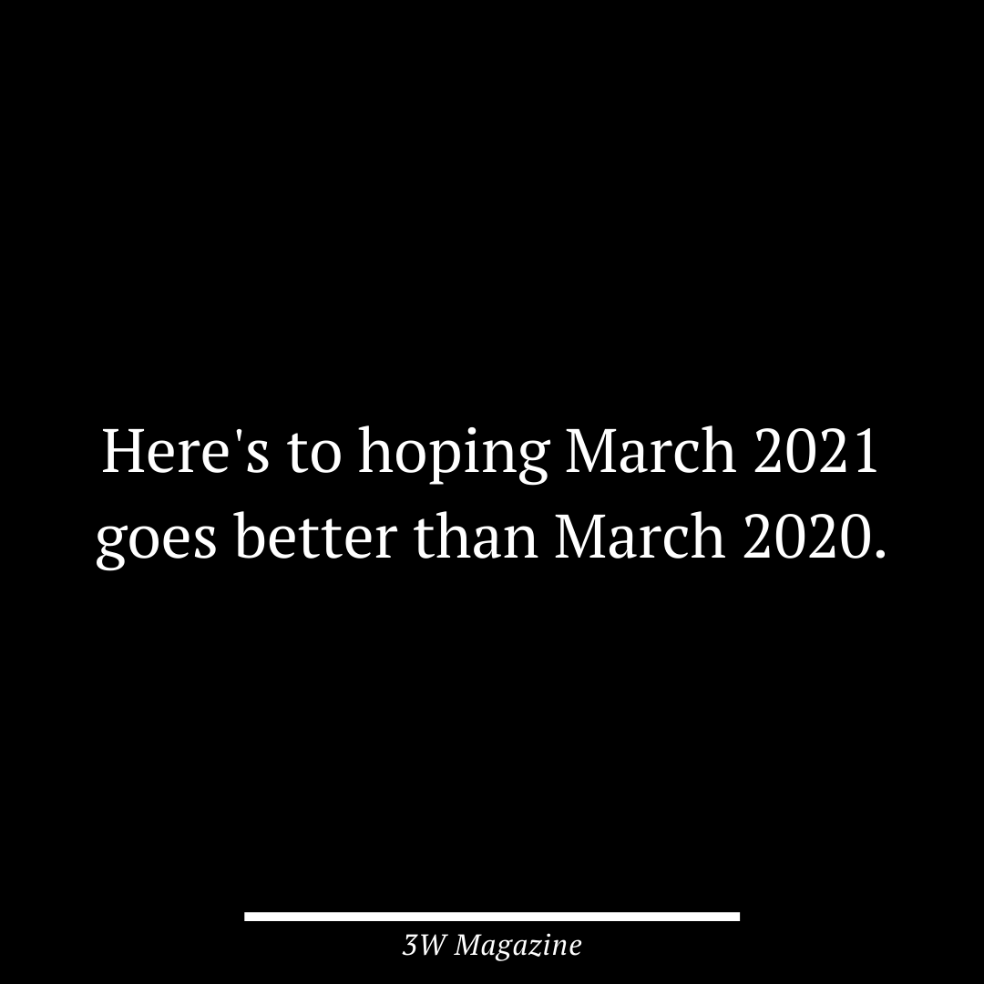 Virtual March 2021