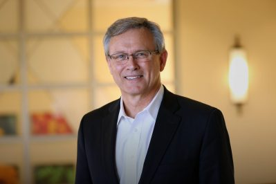 3 Minutes with 3W: Dr. Steve Goss