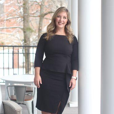 Leading Ladies: Christine Wilburn