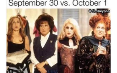 October Events 2021